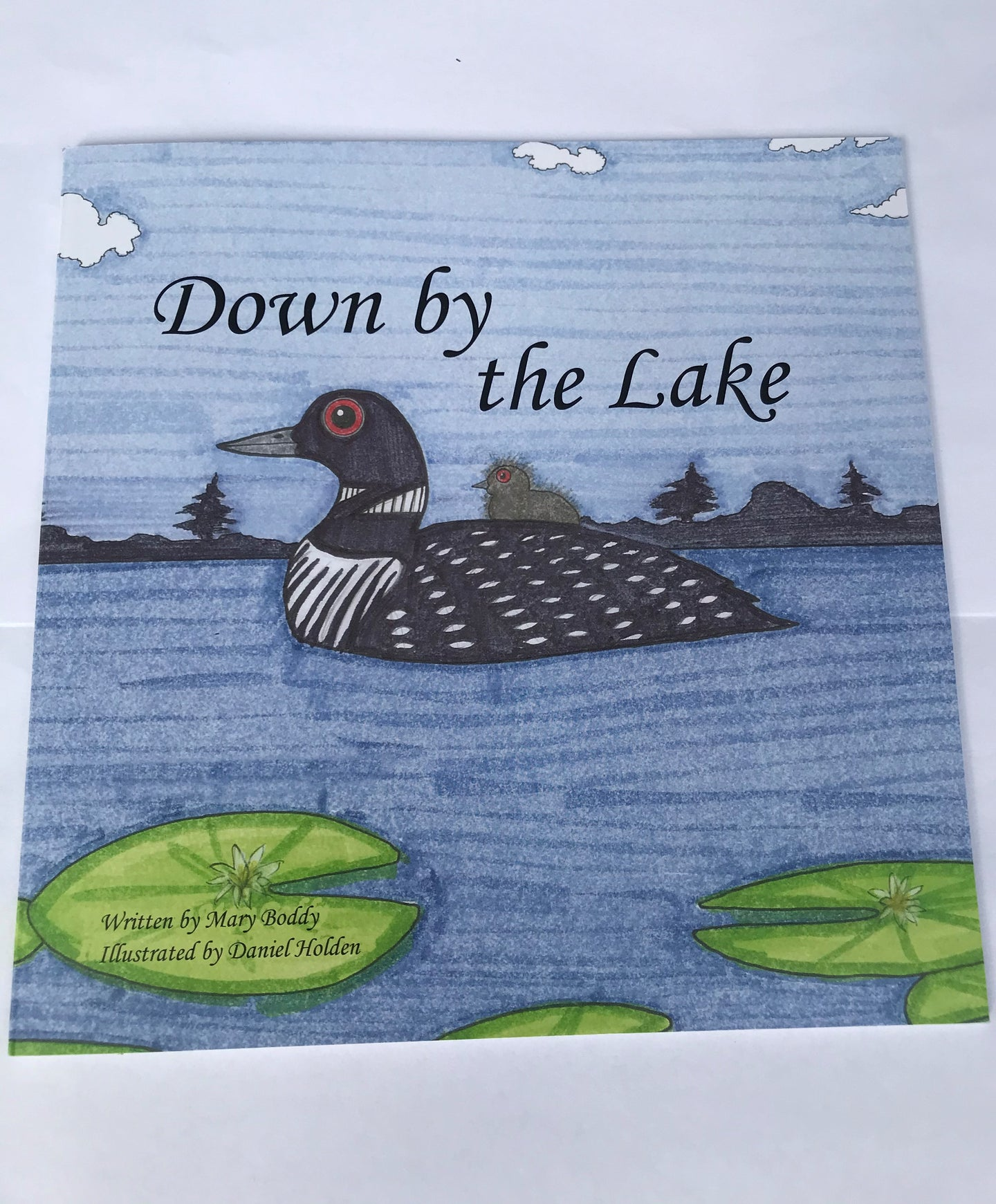 Down by the Lake book