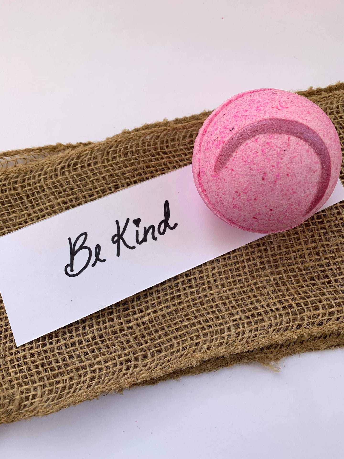 Be Kind Bath Bomb (rose + honey)