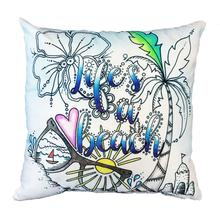 Creative Kits: Pillow Cover + Markers
