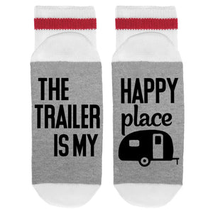 MENS The Trailer Is - My Happy Place
