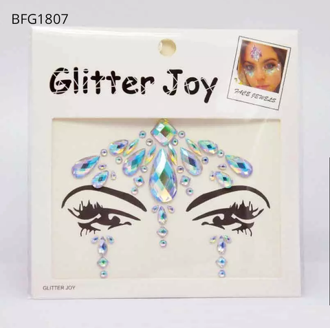 Glitter Joy Face Jewels