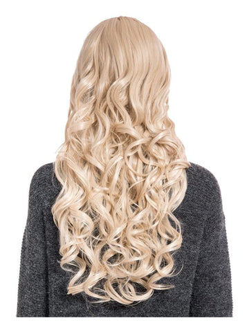 Olivia Curly Full Head Wig