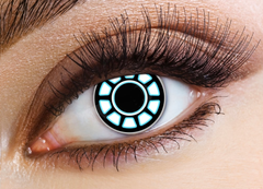 Eyecasions arc reactor Contact Lenses