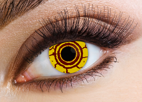 Eyecasions Virus Contact Lenses