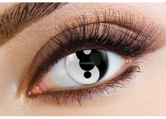 Eyecasions ying yang Contact Lenses