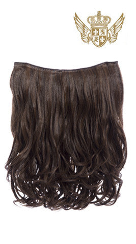 KOKO 16″ ONE PIECE CURLY CLIP IN EXTENSION