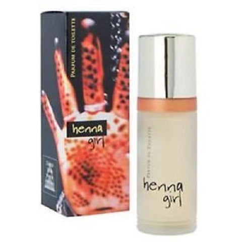 Henna Girl Ladies Fragrance (50ml)