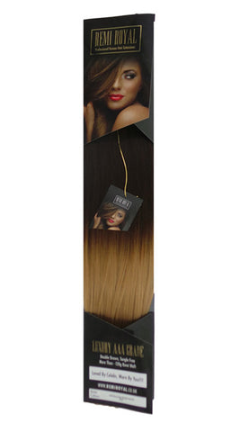 "Remi Royal 18"" Human Hair Extensions (120g Full head Pack)"