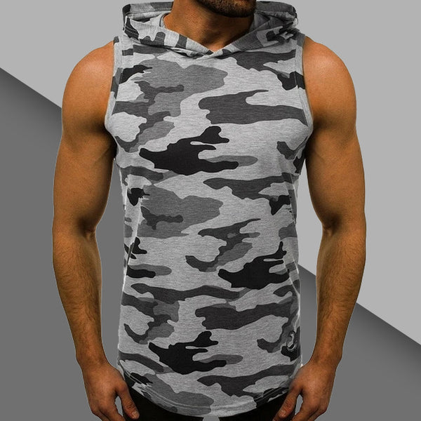 Hooded Tank Tops