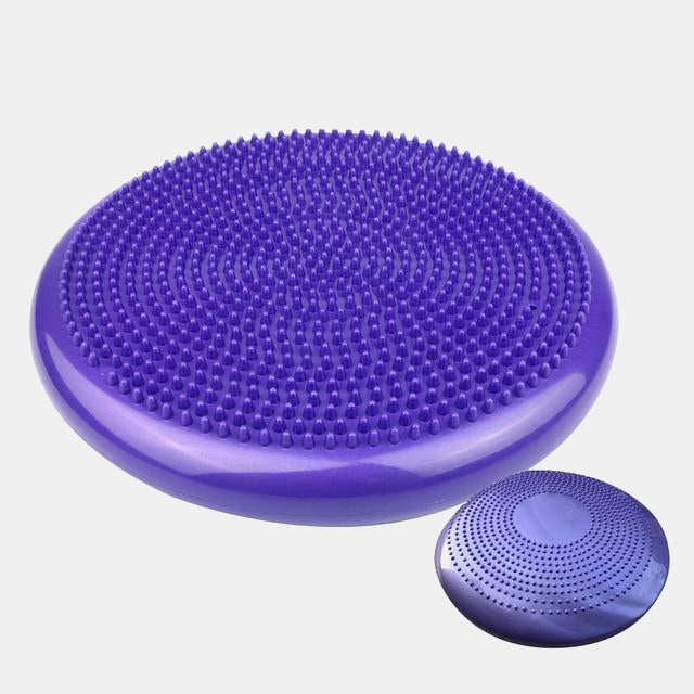 Yoga Stability wobble cushion Purple