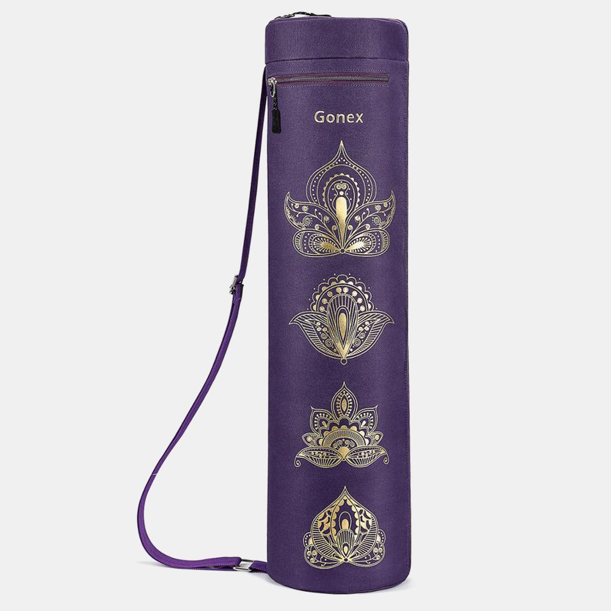 Gonex Yoga Mat Bag SeaStar Purple