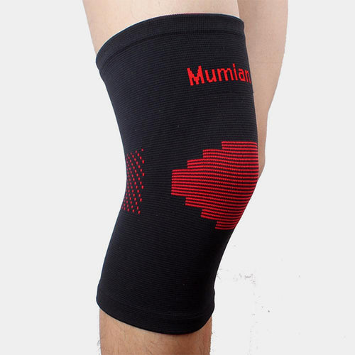 Knee Sleeve Red and Black