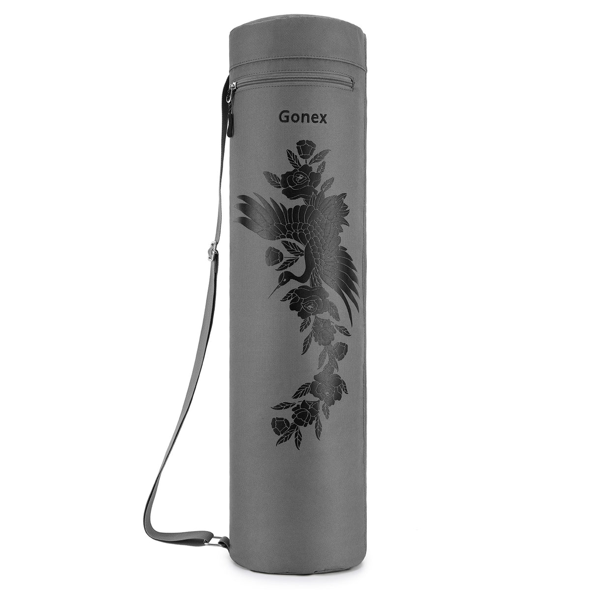 Gonex Yoga Mat Bag Smoky Grey