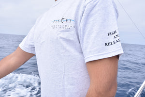Ash Reel em' In Cotton T-shirt