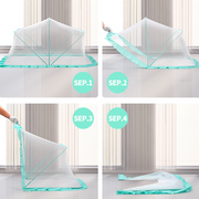 Foldable Bottomless Anti-Mosquito Net