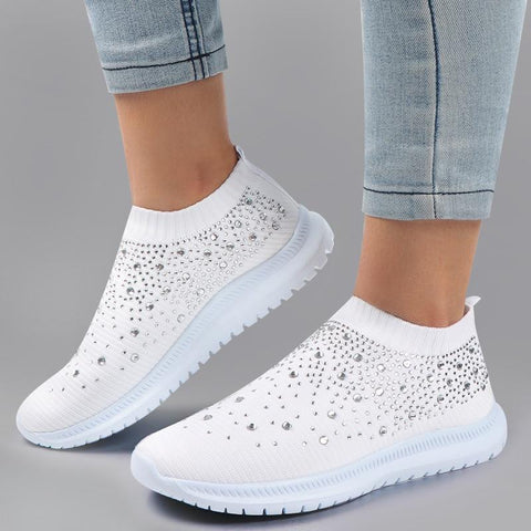 CRYSTAL SNEAKERS