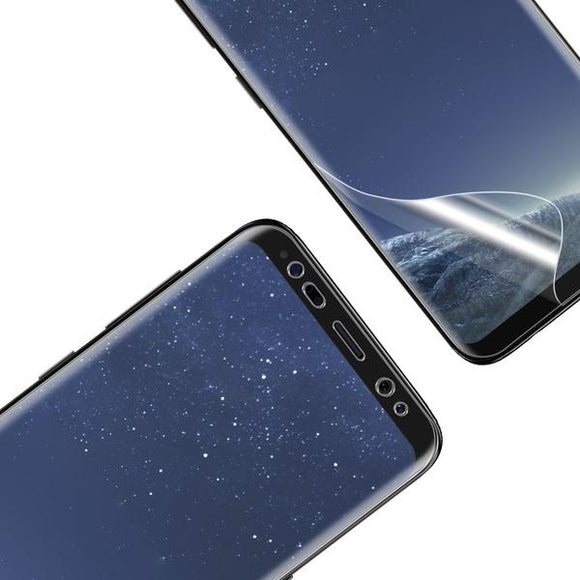 2-pack Samsung Galaxy S8 Skärmskydd Plast Soft - iPhoneCase