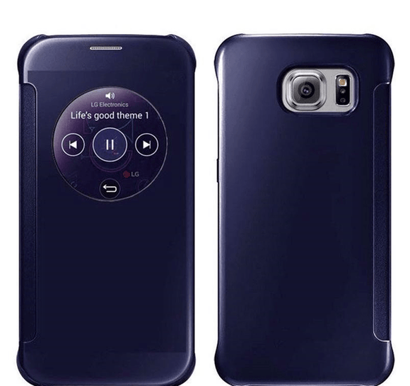Samsung S7 Edge View Cover - iPhoneCase