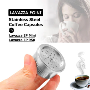 Happy Capsules™ for Lavazza Point®