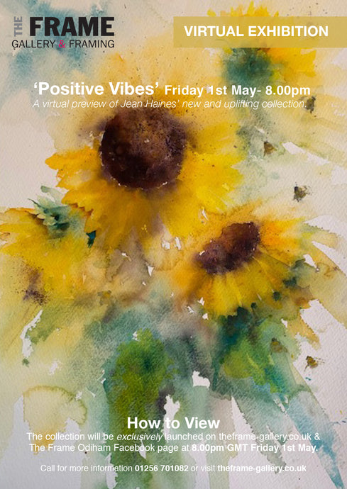 """Positive Vibes"" Exhibition"