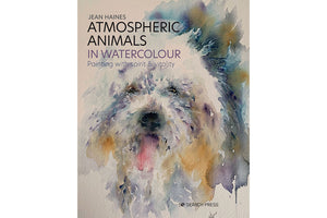 Atmospheric Animals in Watercolour