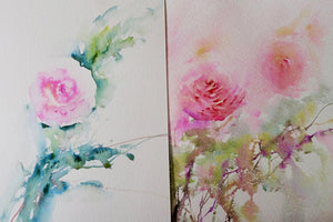 Jean Haines Watercolour Inspiration
