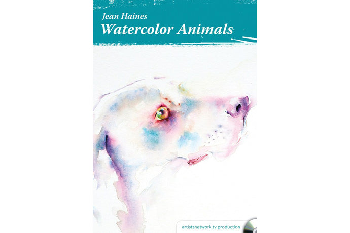 Jean Haines Watercolor Animals