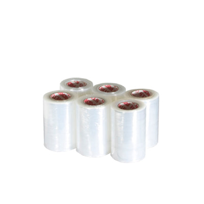 6 Mini Stretch Film Rolls Refill Pack For HSP