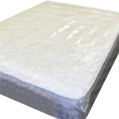 HEAVY DUTY POLYTHENE MATTRESS COVER (100 micron) SUPERKING