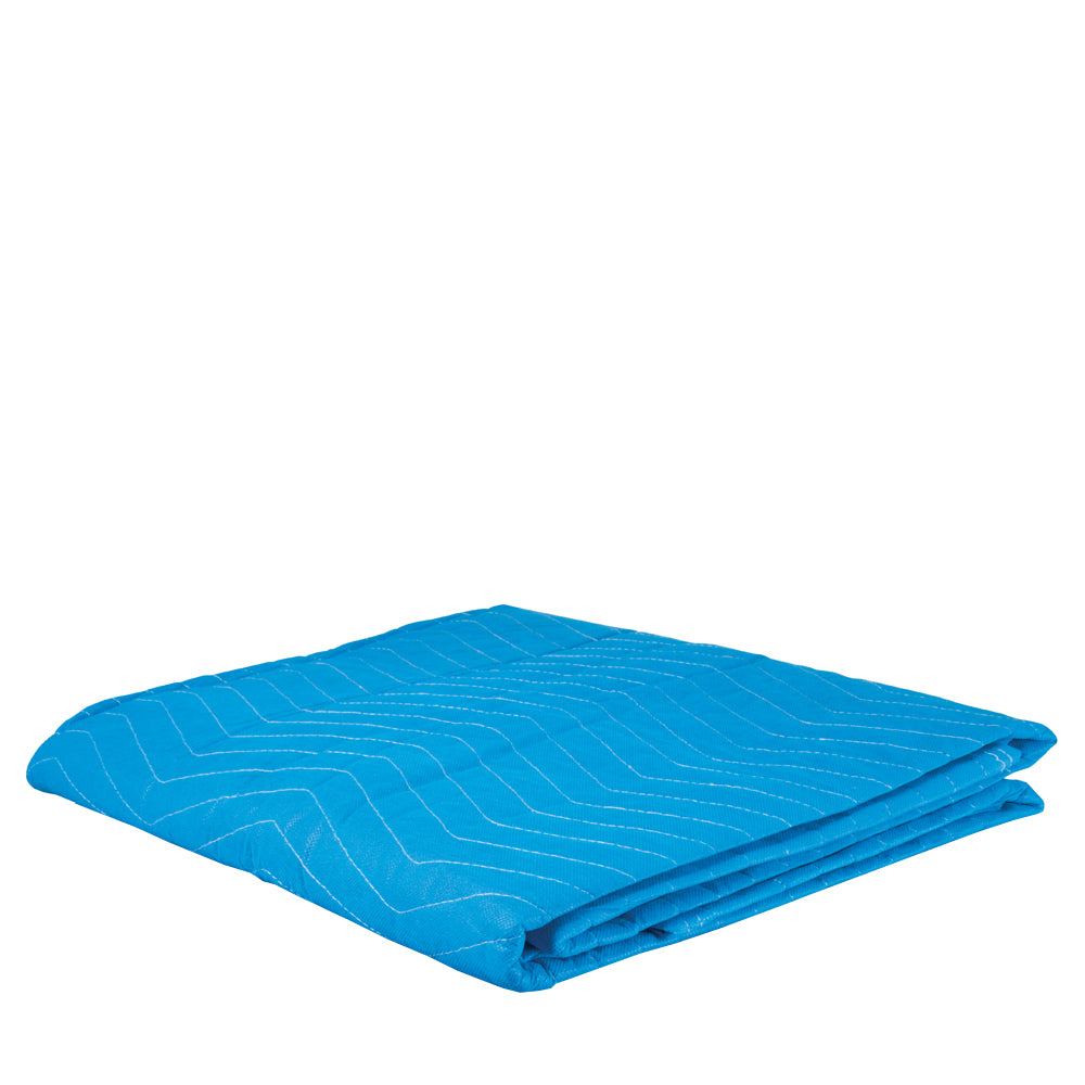 Reusable Quilted Protective Polyester Moving Blanket, 137cm x 182cm