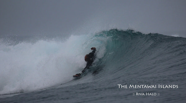 (Body)surfing the Mentawai and Telos Islands
