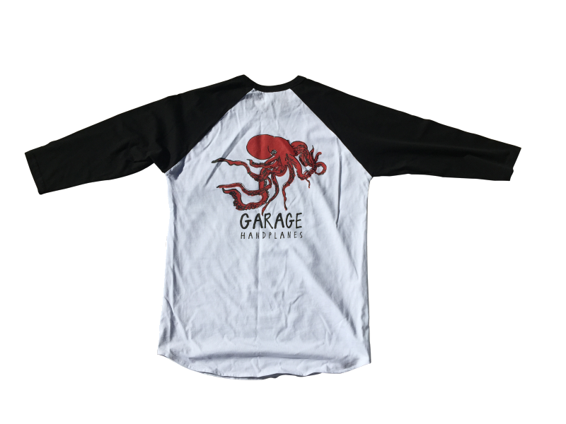 Barrel Monster Raglan T-Shirt