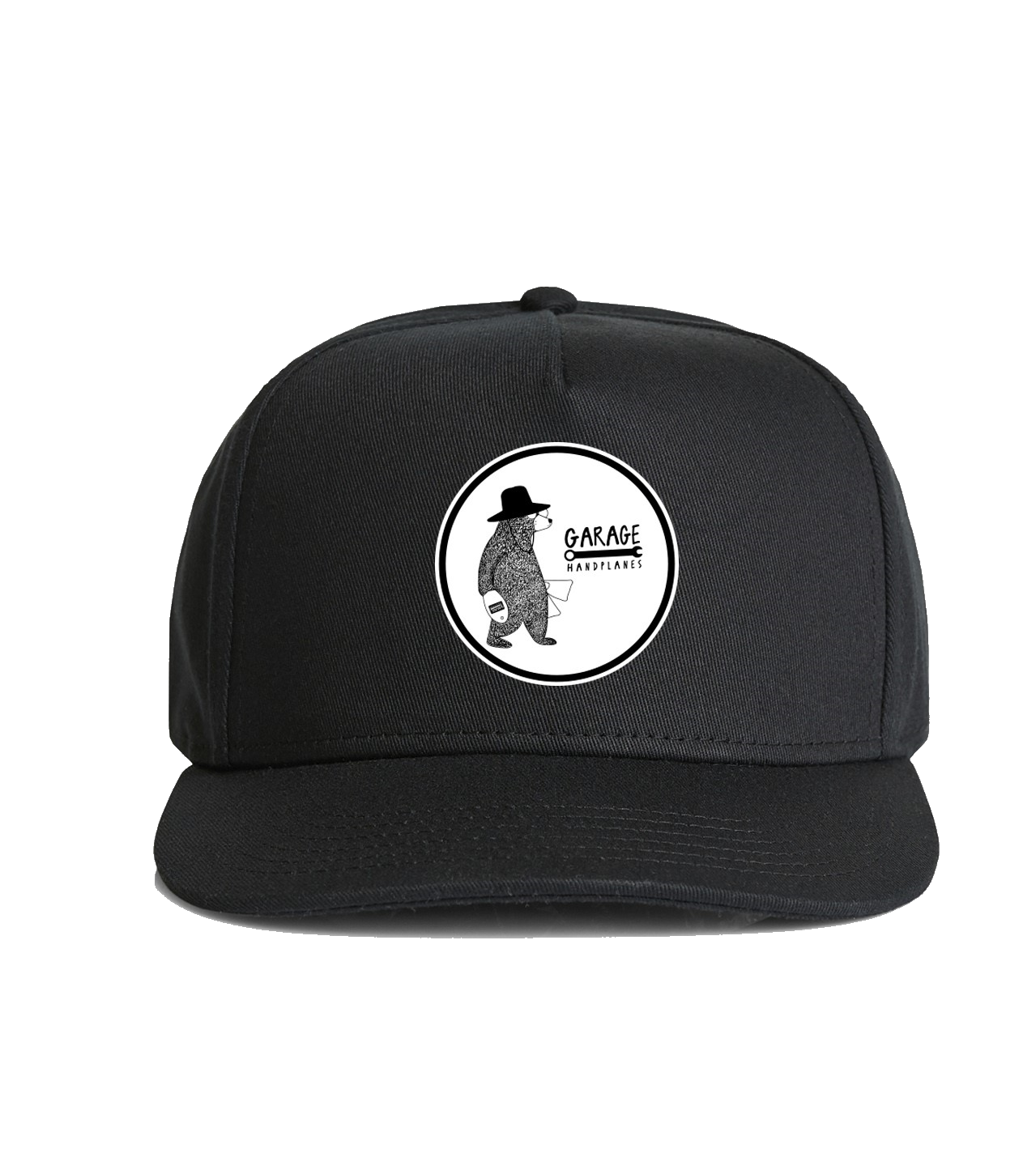 Whomping Bear Truckers Cap