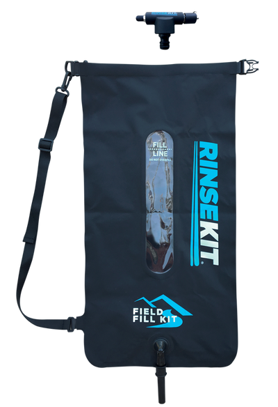 Rinsekit Field Filling Kit