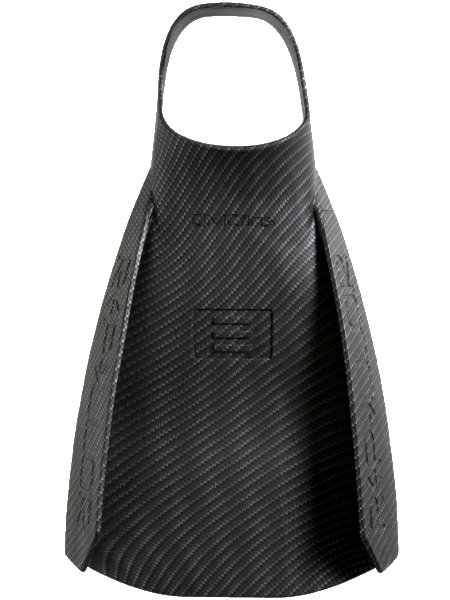DMC Graphic Series Carbon Repellor Fins