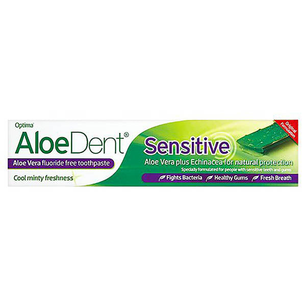 Aloe Dent Aloe Toothpaste Sensitive 100ml