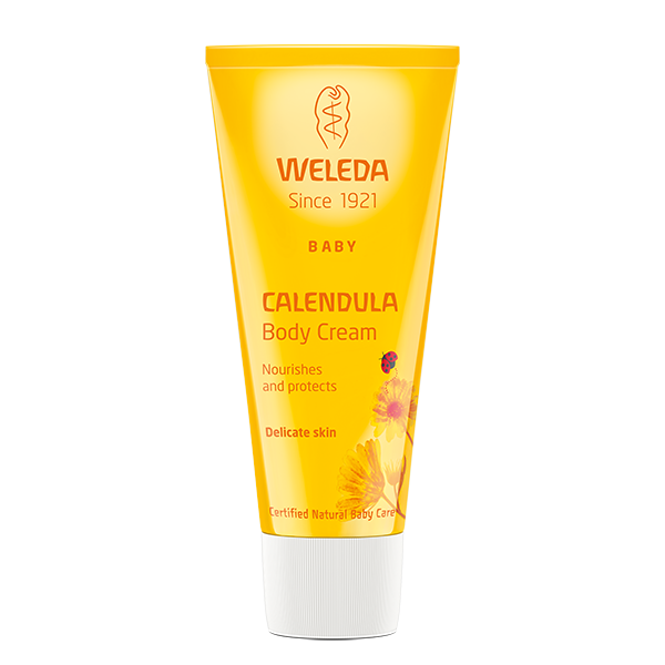Weleda Baby Calendula Body Cream 75ml