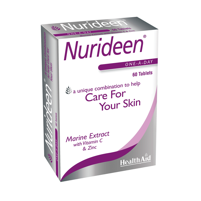Health Aid Nurideen - 60 Tablets