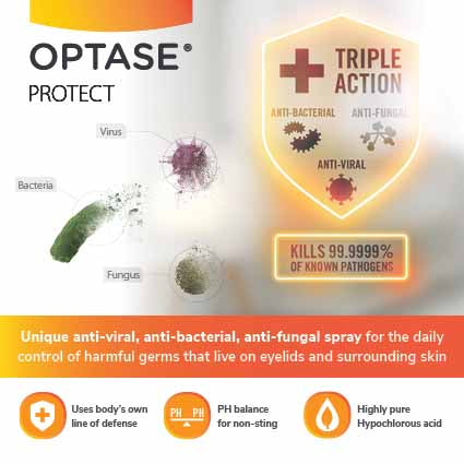 OPTASE PROTECT SPRAY 100ML