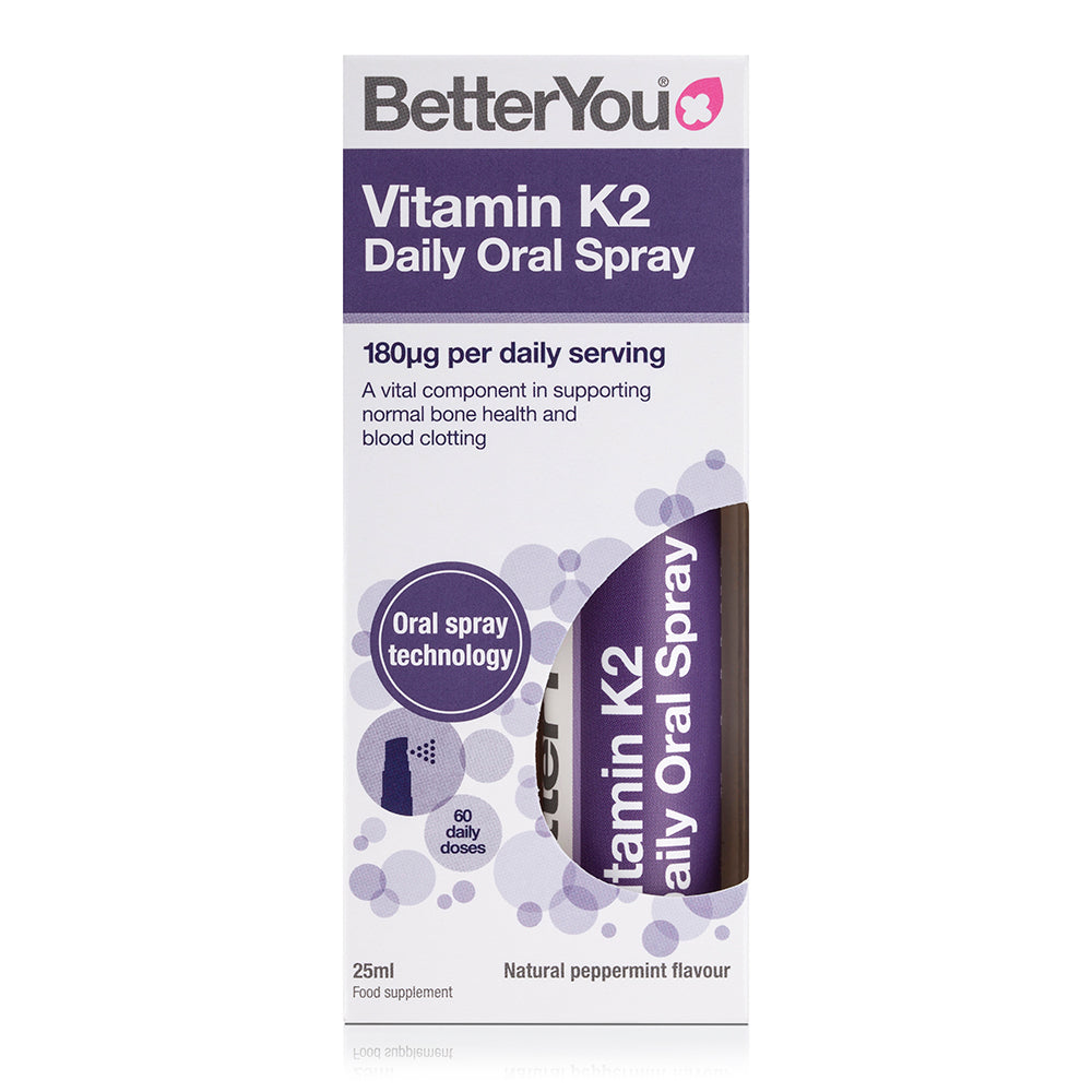 BetterYou Dlux Vitamin D with K2 12ml