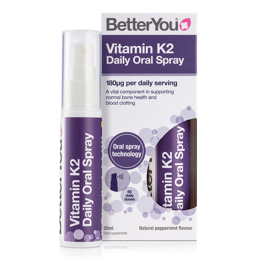 BetterYou Vitamin K2 Daily Spray 25ml