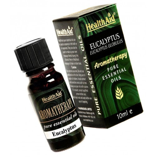HEALTH AID EUCALYPTUS OIL 10ML