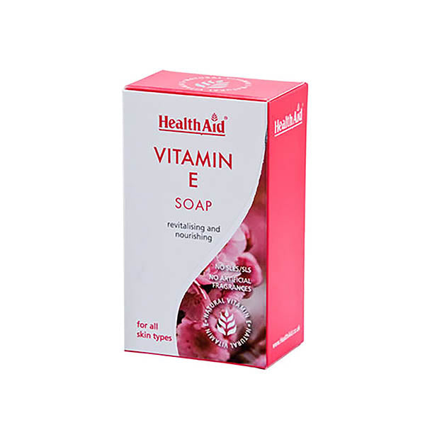 Health Aid Vitamin E Soap 100gm