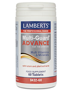 LAMBERTS MULTI-GUARD® ADVANCE 60 Tablets