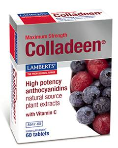 LAMBERTS MAXIMUM STRENGTH COLLADEEN® 60 Tablets
