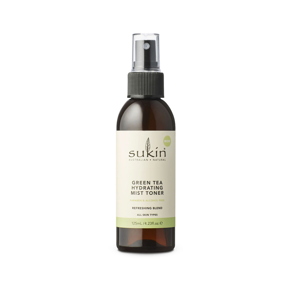 Sukin Signature Mist Toner Green Tea 125ml