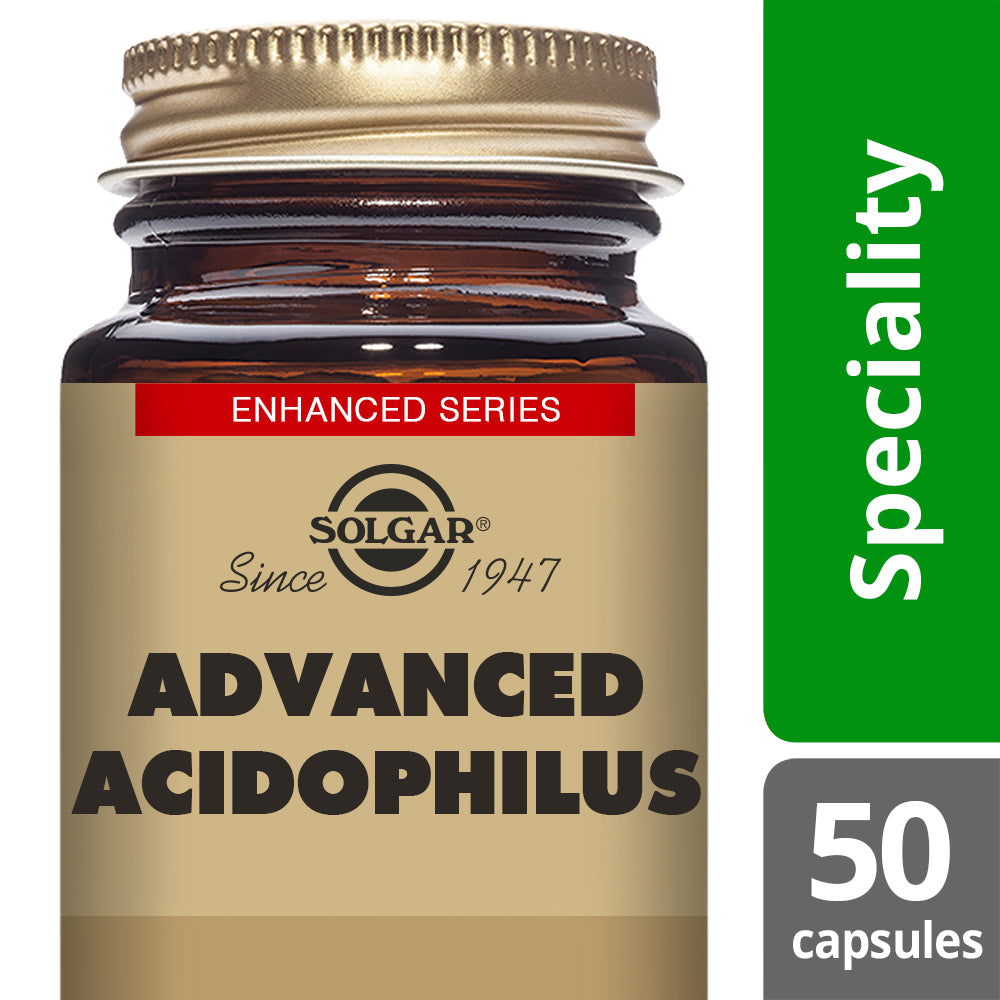 SOLGAR Advanced Acidophilus