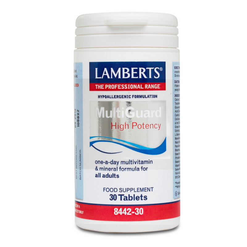 Lamberts Multi-Guard - 30 tablets