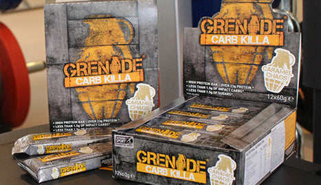 Grenade® raises the Bar