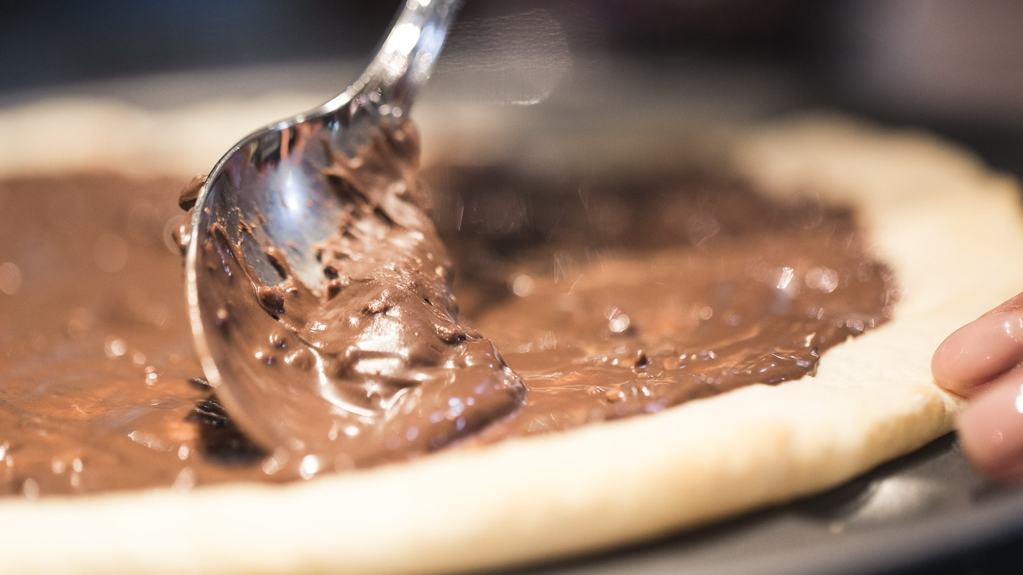 Grenade chocolate protein pizza